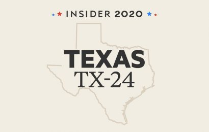 LIVE RESULTS: Everything you need to know about Texas' 24th Congressional District House race between Republican Beth Van Duyne and Democrat Candace Valenzuela