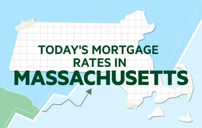 Today's mortgage and refinance rates in Massachusetts