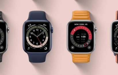 The best early Black Friday Apple Watch deals available now include $50 off both the Series 6 and SE