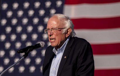 Bernie Sanders blasts 'corporate Democrats' for attacking progressive policies