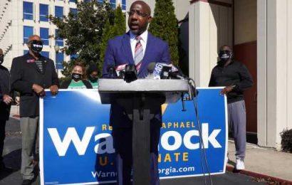 Warnock slams Schumer's focus on control of Senate in Georgia runoff election