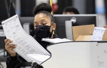 District judge halts 3 Georgia counties from erasing Dominion voting machine data