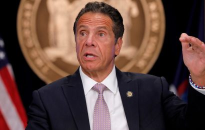 Cuomo says it's 'bad news' that Pfizer coronavirus vaccine progress came during Trump administration