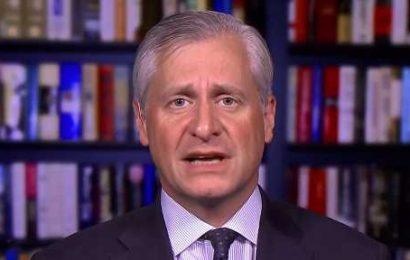 Jon Meacham 'abandoned' rules of journalism as the secret Biden speechwriter on MSNBC's payroll, experts say