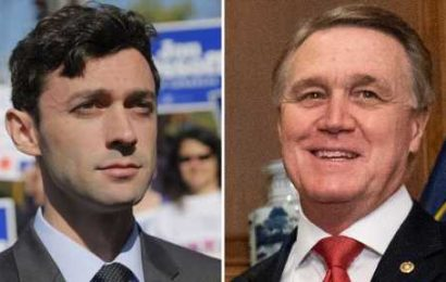 Ossoff hits Perdue over stock trades as candidates exchange barbs on financials in critical race