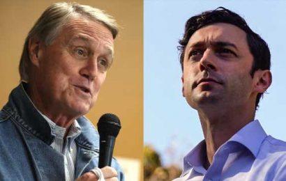 Georgia Senate candidates spar over debates as Perdue declines any more, Ossoff demands 6