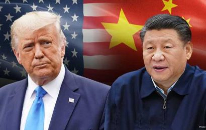 State Department warns incoming Biden administration of China's intent to be top world power