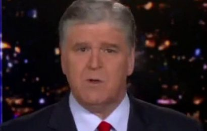 Hannity: Democrats in a 'full-fledged panic' after Trump barnstorms swing states to massive crowds