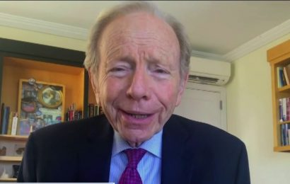 Lieberman: Trump has right to ask for recounts, but 'it's time to bring forth' evidence of voter fraud