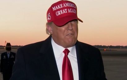 Businessman wagers $5M on Trump winning election: report