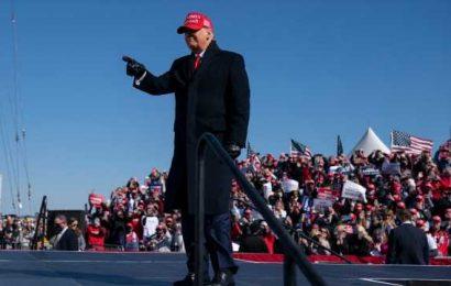 Trump, in Scranton, hits Biden on fracking: Vote for ex-VP would 'destroy Pennsylvania'