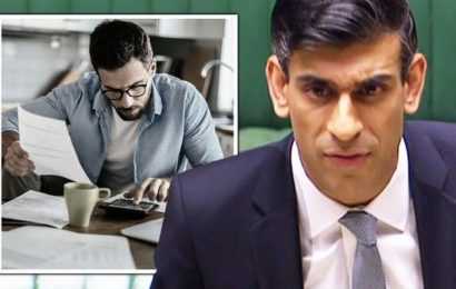 Rishi Sunak 'must' fix SEISS issues – self-employed 'have been failed by this government'