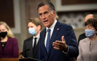 Mitt Romney Succinctly Sums Up Need For COVID-19 Relief: 'This Is A Crisis'