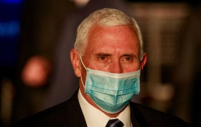 Mike Pence To Get A COVID-19 Vaccine On Live TV: Reports