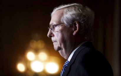 Congrats to Mitch McConnell on Successfully Shrinking Covid Relief Checks