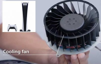 Your PS5 might have a WORSE fan that makes it noisier than other people – and it's pure bad luck