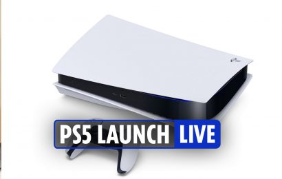 PS5 UK stock latest today – Playstation 5 consoles at EE, Game, Currys, Argos, Amazon, Tesco, Very and Smyths – updates