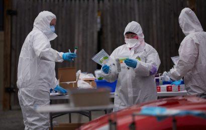 Los Angeles Coronavirus Update: County Surpasses 600,000 Total Cases As Hospital Capacity Continues To Plummet