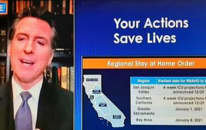 "California Coronavirus Update: Stay-At-Home Order Extension ""Likely"" Tomorrow, Gov. Gavin Newsom Says"