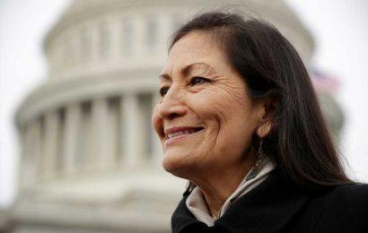 In Historic Pick, Biden Selects New Mexico Rep. Deb Haaland for Interior Secretary