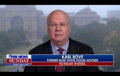 Karl Rove Rips Trump: 'Americans Don't Like Sore Losers'