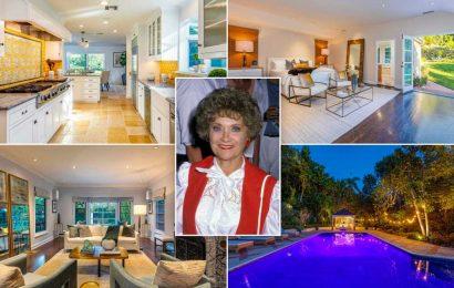 'Golden Girls' star Estelle Getty's LA home hits market for $6.9M