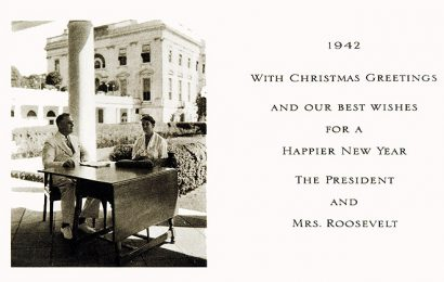 Season's Greetings from White Houses Past! See Some of the Presidents' Prettiest Holiday Cards Over the Years