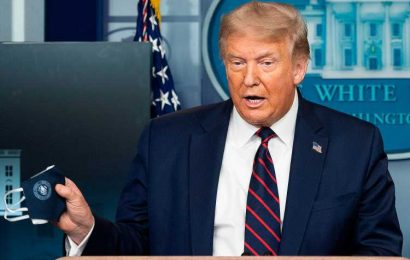 Trump's Need to Take Vaccine on TV Still an 'Open Question' Since He Had COVID-19, White House Says