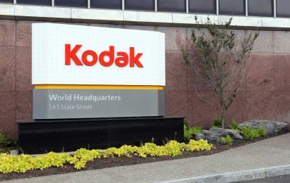 Kodak stock surges after deal to make drug ingredients is approved