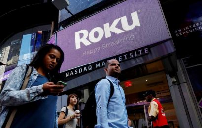 Stocks making the biggest moves midday: Lowe's, Roku, United Natural Foods, FireEye & more