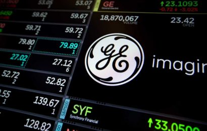 GE's stock hasn't done this since 1987, and it looks like a sell signal, trader says
