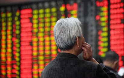 Stock index giant MSCI to remove some Chinese stocks under U.S. pressure