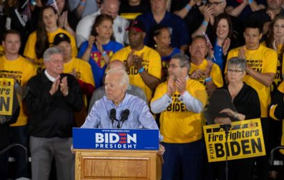 Biden promises to be 'the most pro-union president'—and union members in Congress are optimistic