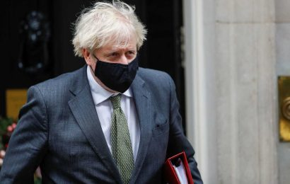 UK PM Johnson says no deal Brexit now strong possibility