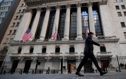 What to watch today: Dow set to rise after Covid restriction fears wiped out Monday's gains