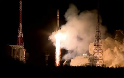 U.K. Launches First Satellites With New Space Partner India