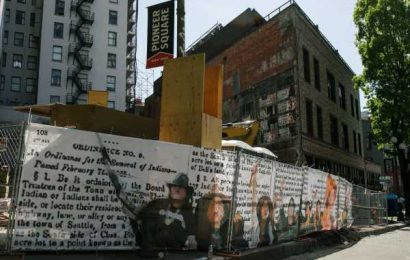 As Homelessness Risesin Seattle, So Does aNative American Housing Solution
