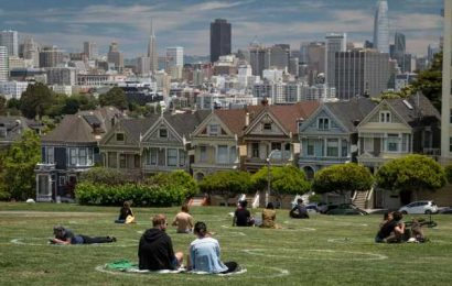 San Francisco's 35% Plunge in Rents Shows Effects of Tech Fleeing City