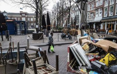 Netherlands to Impose Strict Five-Week Lockdown to Battle Covid