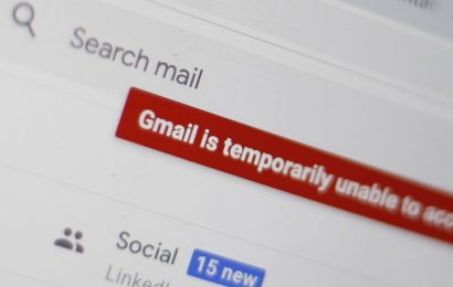 Google Services Including Gmail, YouTube Suffer Major Outage