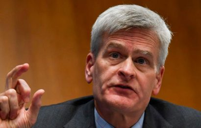 GOP Sen. Bill Cassidy says that Trump 'in effect has conceded' by authorizing the presidential transition