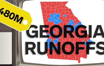 How Georgia's Senate races became the most expensive ever