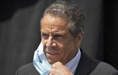 Former aide says Cuomo sexually harassed her 'for years'