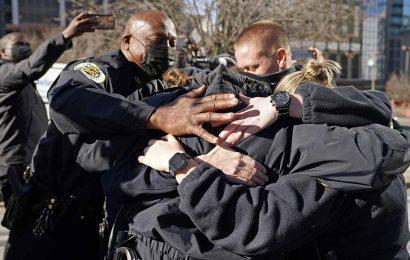 Nashville police 'heroism' against bombing proves law enforcement needs to be 'fully funded': Rep. Burchett