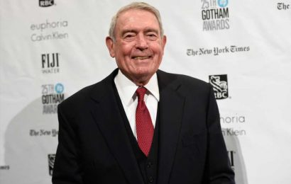 University of Texas ripped as 'Orwellian' for naming journalism award after Dan Rather