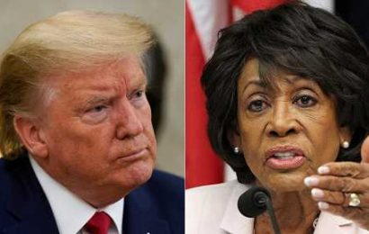 Maxine Waters says Congress 'missed opportunity' to impeach Trump 'for treason'