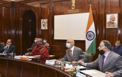 Budget 2021   FSDC deliberates on measures to accelerate growth momentum