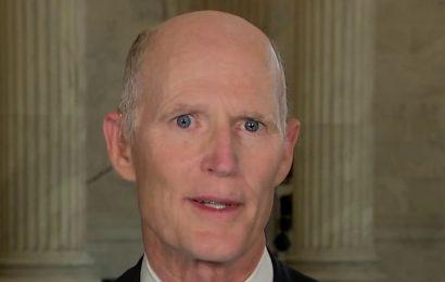 Sen. Rick Scott calls out Georgia Democrat Senate candidates as 'puppets for Chuck Schumer'