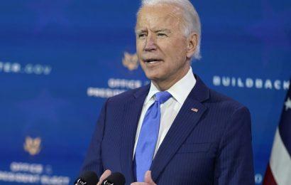 Biden urges taking coronavirus vaccine, wearing masks but says they shouldn't be mandatory