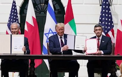 Michael Goodwin: Trump's Middle East Abraham Accords are his third stunning achievement as president